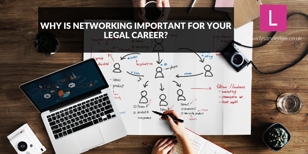 Why is networking important for your legal career?