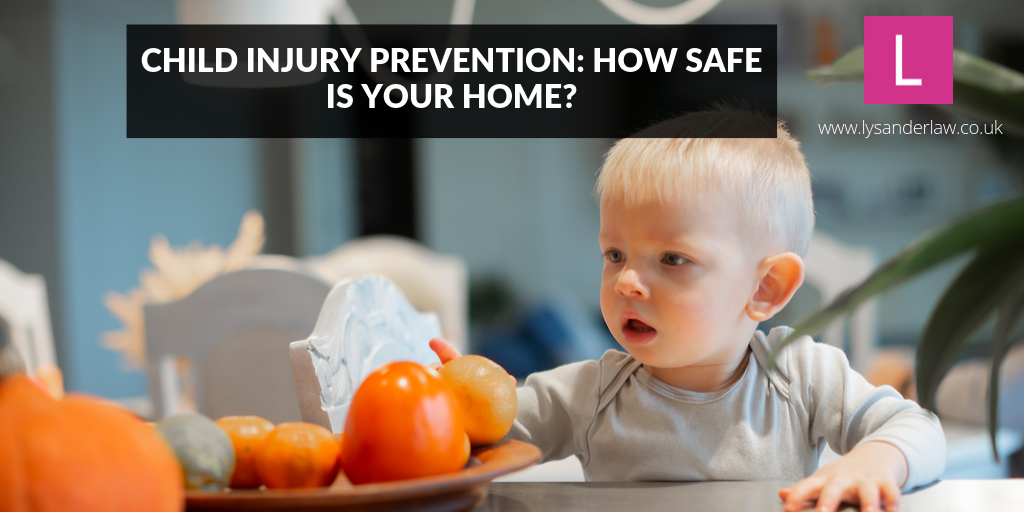 Child injury prevention: How safe is your home?