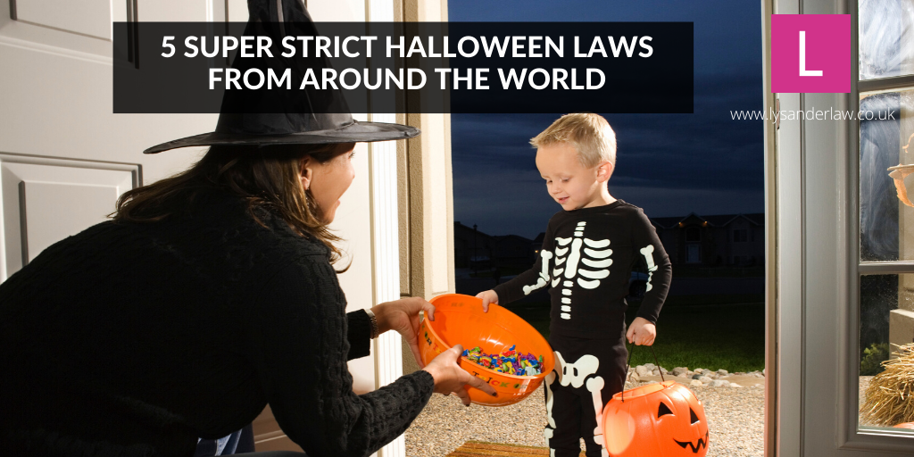 5 super strict Halloween laws from around the world